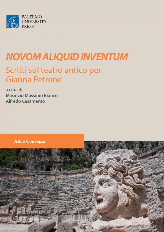 Novom Aliquid Inventum - teatro antico